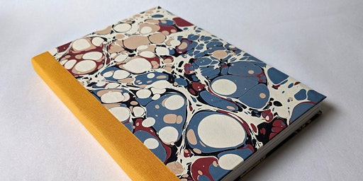 Introduction to Bookbinding: Make Your Own Notebook with Holly Smith (5 & 12 March 2020)