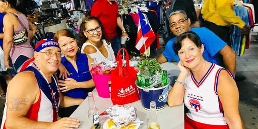 Free food at Miami's most popular Puerto Rican block party!