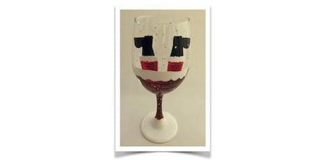 Thursday Night Santa Wine Glass Paint Night! tickets