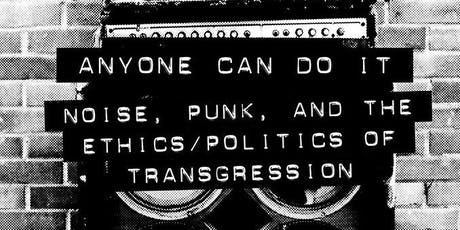 The 6th Punk Scholars Network Conference tickets