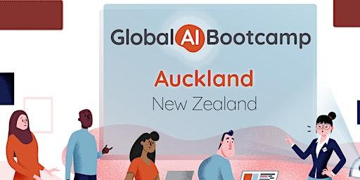 Global AI  BootCamp Auckland 2019