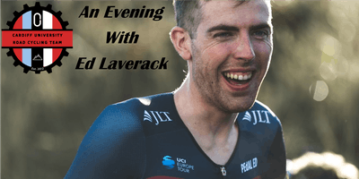 CURCT Presents: An Evening with Ed Laverack