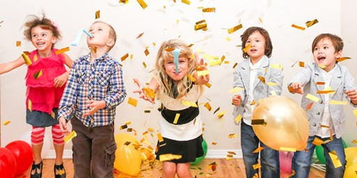 Kids Cooking Class - New Year's Confetti Cupcake