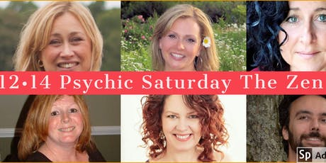 Psychic Spa Saturday  | The Zen Loft tickets