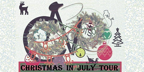 Christmas in July Tour - Cleveland, Ohio - 26 mostly bikeway miles tickets