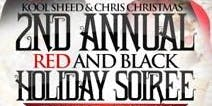 2nd Annual Red & Black Holiday Soiree