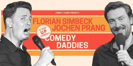 Florian Simbeck & Jochen Prang Comedy Daddies tickets