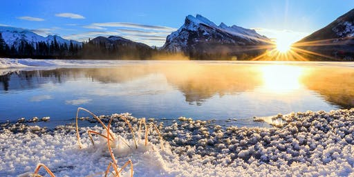 """Banff Photography Club Meeting and """"The Rundle Diamond"""" Field Trip planning"""