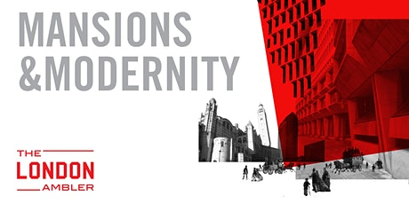 MANSIONS & MODERNITY - The Architecture of Victoria (210320) tickets