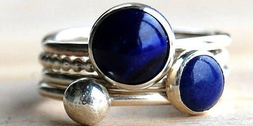 Silver Jewelry 102 Workshop