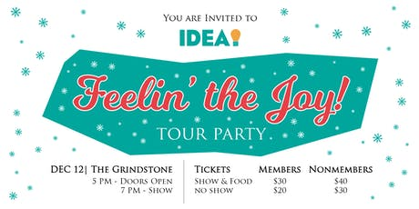 Feelin' the Joy Tour Party tickets