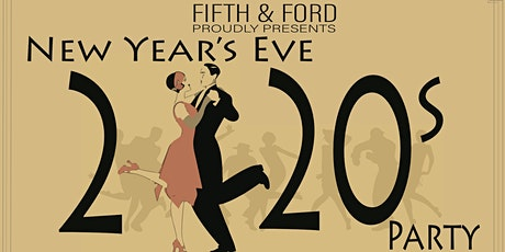A Roaring '20s New Year's Eve Party - Ford City tickets