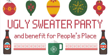 Ugly Sweater Party to Benefit People's Place tickets