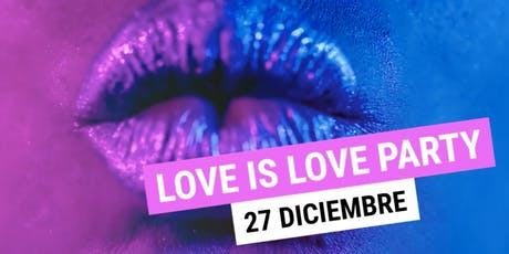 LOVE IS LOVE PARTY I Barroko's Barcelona tickets