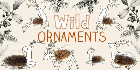 Wild Ornaments: Crafting with Natural Materials tickets