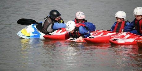 CMA Kayaking Holiday Club tickets