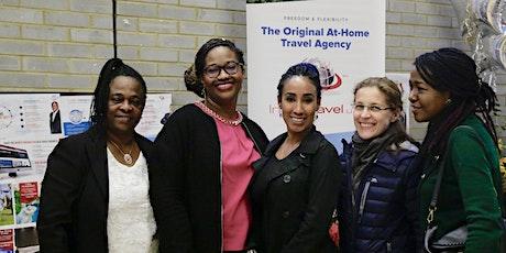 Bienvenido a ser un Empresario de Viaje tickets