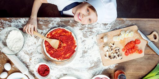 Kids Cooking Class - Create your own Pizza
