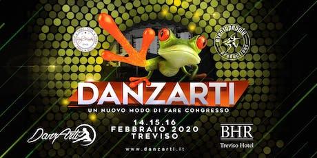 Danzarti Dance Event biglietti