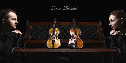 Konzert Violinen Duo Divites