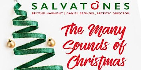 The Many Sounds of Christmas tickets