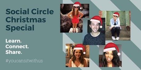 Social Circle December tickets