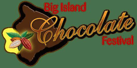 2020 Big Island Chocolate Festival tickets