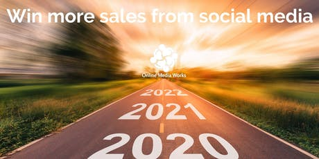 Win more sales from social media in 2020 Workshop tickets