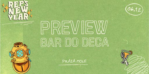 Preview Rep's New Year - Bar do Deca