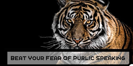 Beat Your Fear Of Public Speaking tickets