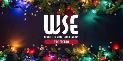 WISE NYC Metro Holiday Party 2019