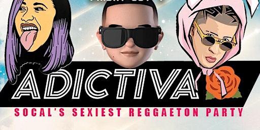 ADICTIVA @ THE GLOBE DTLA 18+ / REGGAETON + TRAP PARTY / RSVP $5 until 11pm