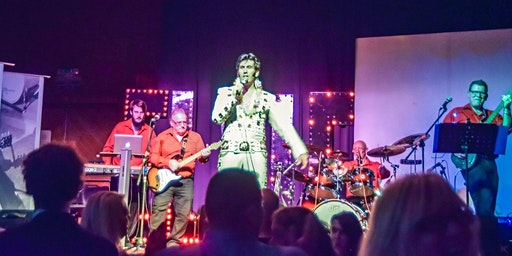 """""""Elvis"""" and The Dixie Rock'n'Roll Band - Tribute Night - 25th Saturday Jan"""