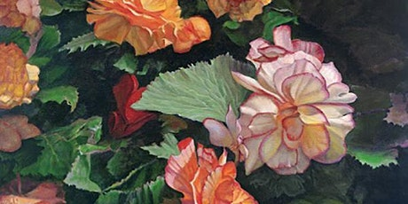 4 Weeks: Florals & Painting Flowers Into Your Work (Oils/Acrylics) with Dennis Lake tickets