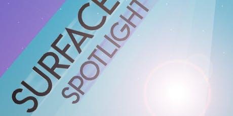 Surface Spotlight: Volunteer Show tickets