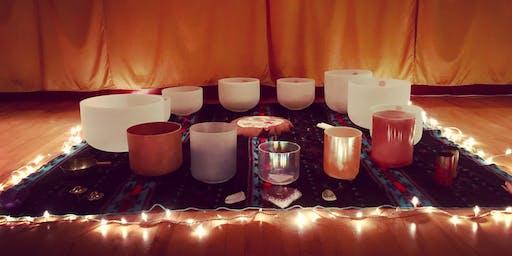 Sound Healing Ceremony