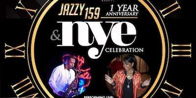 Jazzy159 New Years Eve 1 Year Anniversary Celebrat