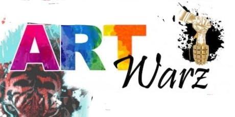 Art Warz 3 tickets