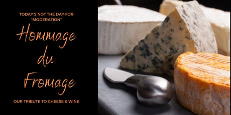Hommage du Fromage tickets
