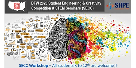 DFW 2020 SECC Workshop-C on December 15th - FREE admission tickets