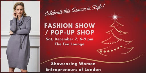 Fashion Show / Pop-up Shop - Women Entrepreneurs (December 2019)