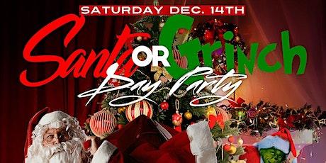 Santa Or  Grinch -  NJ SANTACON tickets