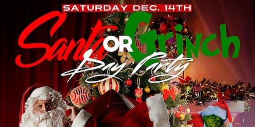 Santa Or  Grinch -  NJ SANTACON