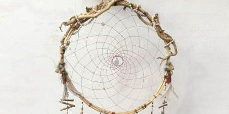Create a beautiful Dream Catcher workshop with Kathy Goddu tickets