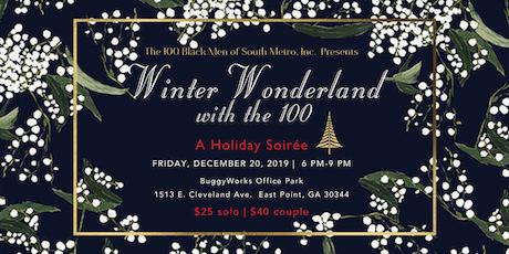 Winter Wonderland with the 100 tickets