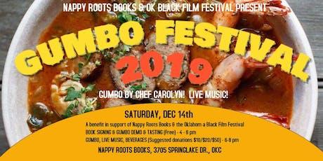 Gumbo Festival 2019 tickets