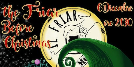 The Friar before Christmas tickets