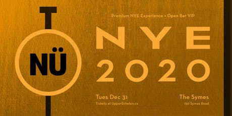 NÜ The Premium NYE Experience | NYE 2020 tickets