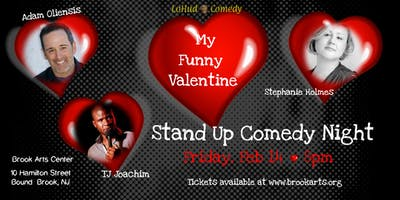 My Funny Valentines - Stand Up Comedy Night!