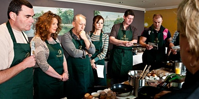TAUNTON Mint and Mustard Cookery Experience